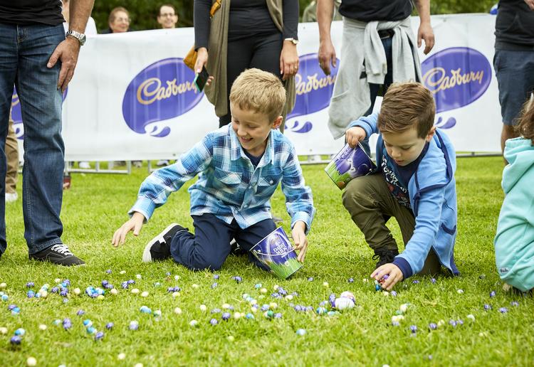 Werribee Family Picnic and Cadbury Easter Egg Hunt