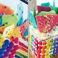 Coles Cheap as Chips Birthday Cake That Will Make You Look Like a Pro