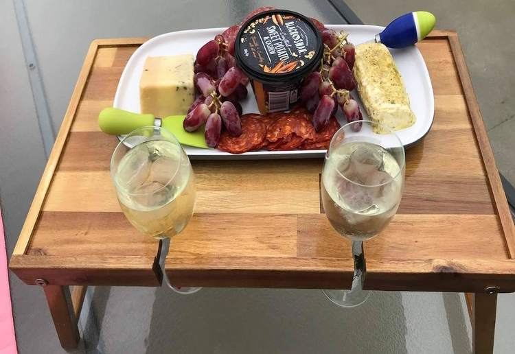 This Kmart Cheese And Wine Hack Will Change Your Life!
