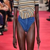 Denim Undies Are Real (And Expensive)!