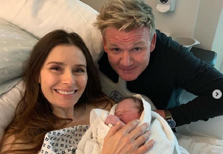Gordon Ramsay Announces the Birth of His FIFTH Child