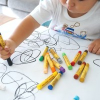 Mum Fixes Toddler's Couch Scribble With This Incredible Hack