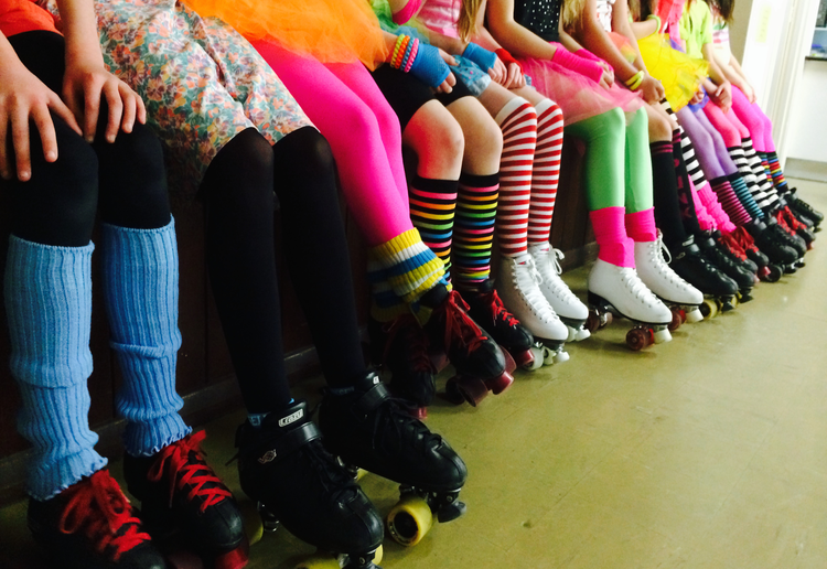 A Roller Disco Brunch Is Coming To Brisbane