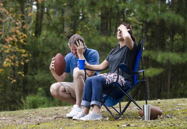 The Heated Camp Chair Every Sports Parent Needs