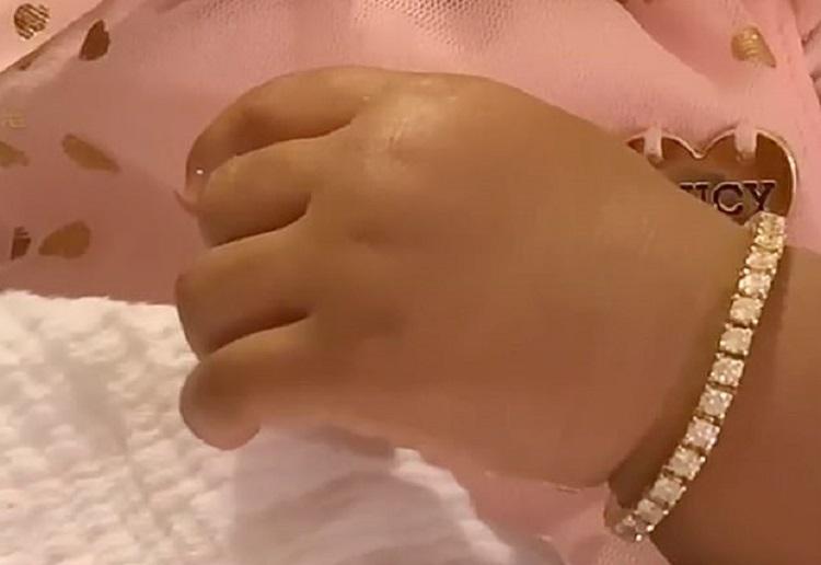 Cardi B Spends $80k on Diamond Jewellery for her Baby Girl