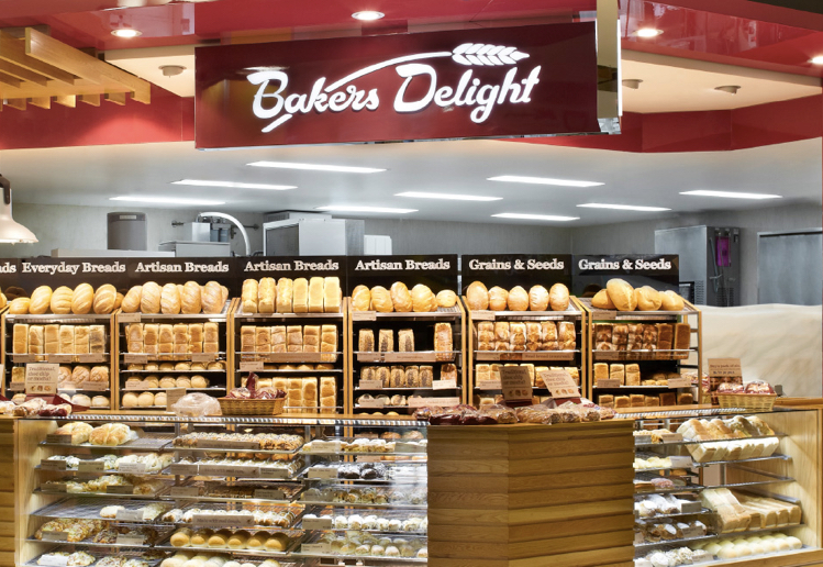 Baker's Delight To Close Stores