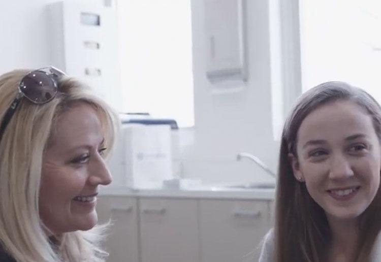 Nikki and Emma's Invisalign Journey