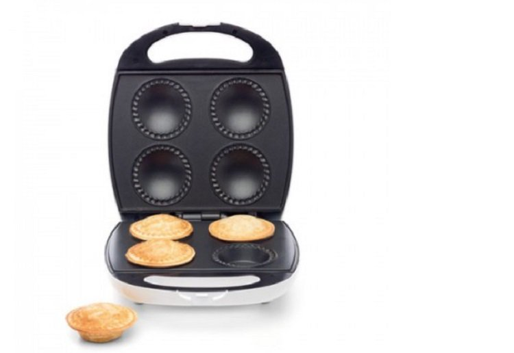 serotonin reviewed New Family Size Pie Maker on the Way
