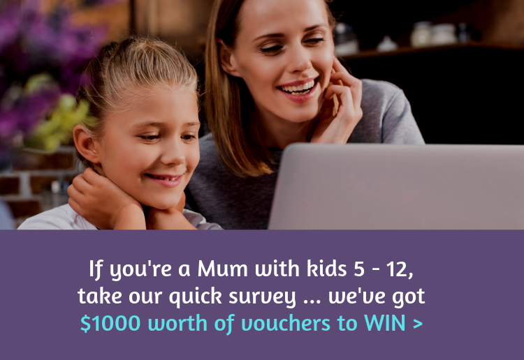 You AND Your Kids Can Win A Share Of $1000!