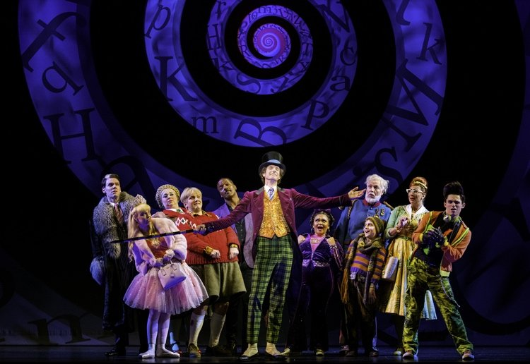 Win Tickets To Charlie And The Chocolate Factory – The Musical