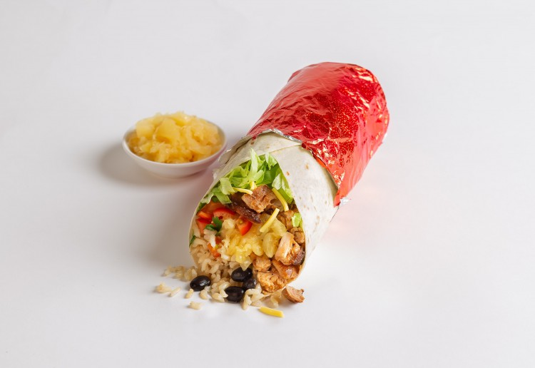 Mad Mex Dishes Up A Controversial New Pineapple Burrito