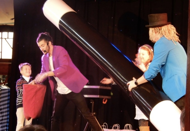 The Greatest Magic Show – A Fun Light-Hearted Laughter Filled Afternoon For The Family