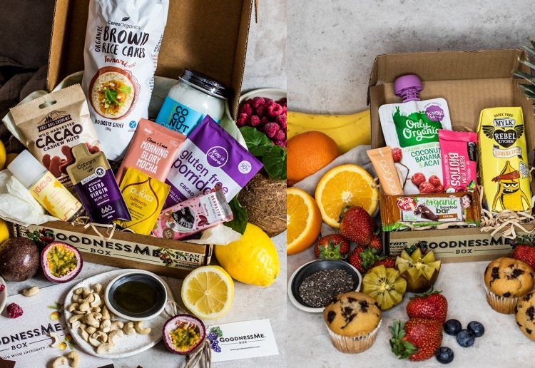 Win 1 Of 5 GoodnessMe Box Family Packs Worth Over $100 Each