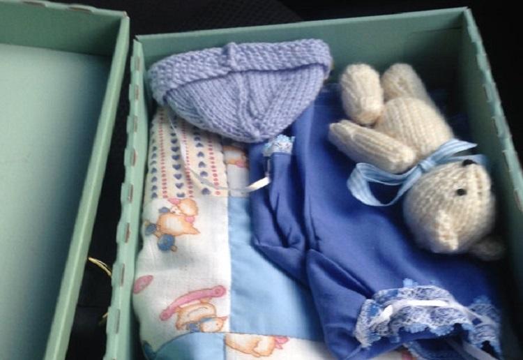 Thieves Stole Memories of her Stillborn Baby
