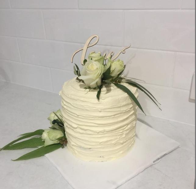 woolies cake