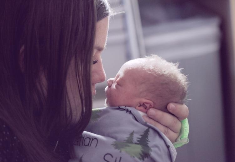 Volunteer Cuddlers Soothe Premature Babies