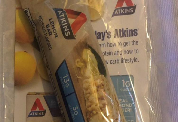 Major Retailer Slammed for Sending Diet Bars in Plus-size Orders