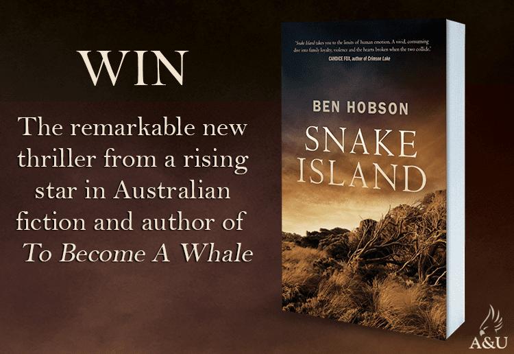 ella12 reviewed Win 1 of 20 Copies of Snake Island by Ben Hobson!
