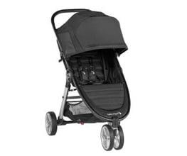 Image of Baby Jogger City Mini 2 Pram - Jet