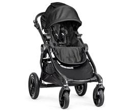 Image of Baby Jogger City Select Pram Black
