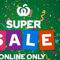 Woolworths Launch GIGANTIC 50% off Super Sale
