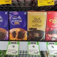 Cadbury Launches Ready-Made Dessert Range