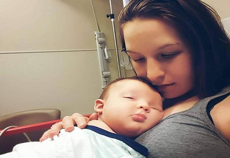 Mums Warning After Baby Chokes on Breastmilk