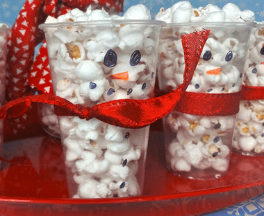 Christmas Themed Snack Ideas For The Kids Mouths Of Mums