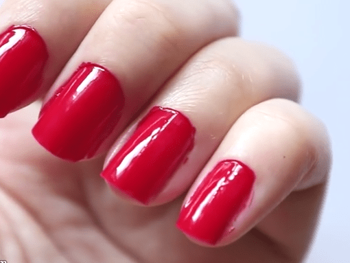 How to paint your nails perfectly every time