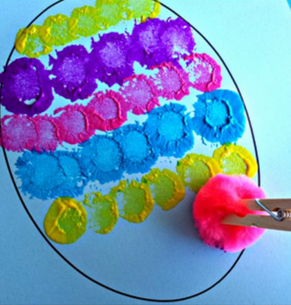 Easy easter craft ideas for the kids mouths of mums its time to get the kids doing some easter craft so weve found 12 easy and cute crafts that will keep the kids entertained and happy in the lead up to negle Image collections